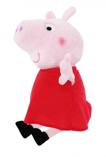 Purcelușa Peppa Pig, 25 cm