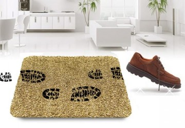 Covoras interior clean step mat
